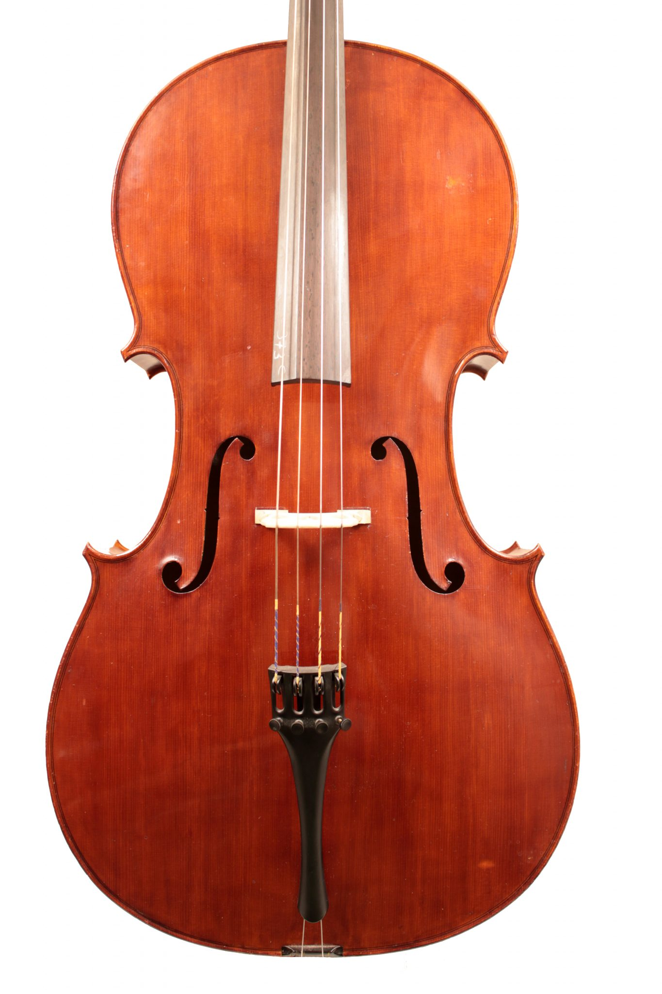 English Cello by Robert Bailey for sale at Bridgewood and Neitzert London