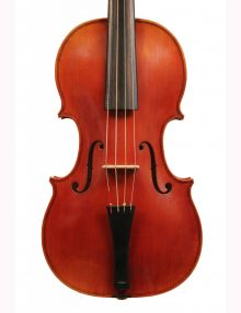 Baroque violin by Shem Mackey 2004 for sale at Bridgewood and Neitzert London