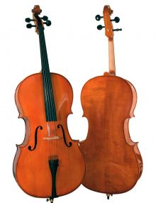 Hidersine Vivente Cello 1/2 Outfit for sale at Bridgewewood and Neitzert London