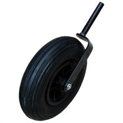 Double Bass Transport Wheel Pneumatic Tyre for sale at Bridgewood and Neitzert London