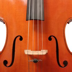 Cello by Clive Morris 1990 for sale at Bridgewood and Neitzert London
