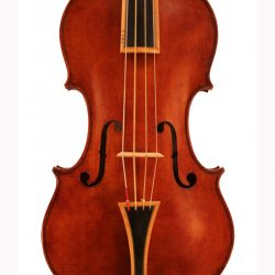 Baroque violin by Arthur robinson 1992 for sale at Bridgewood and Neitzert London