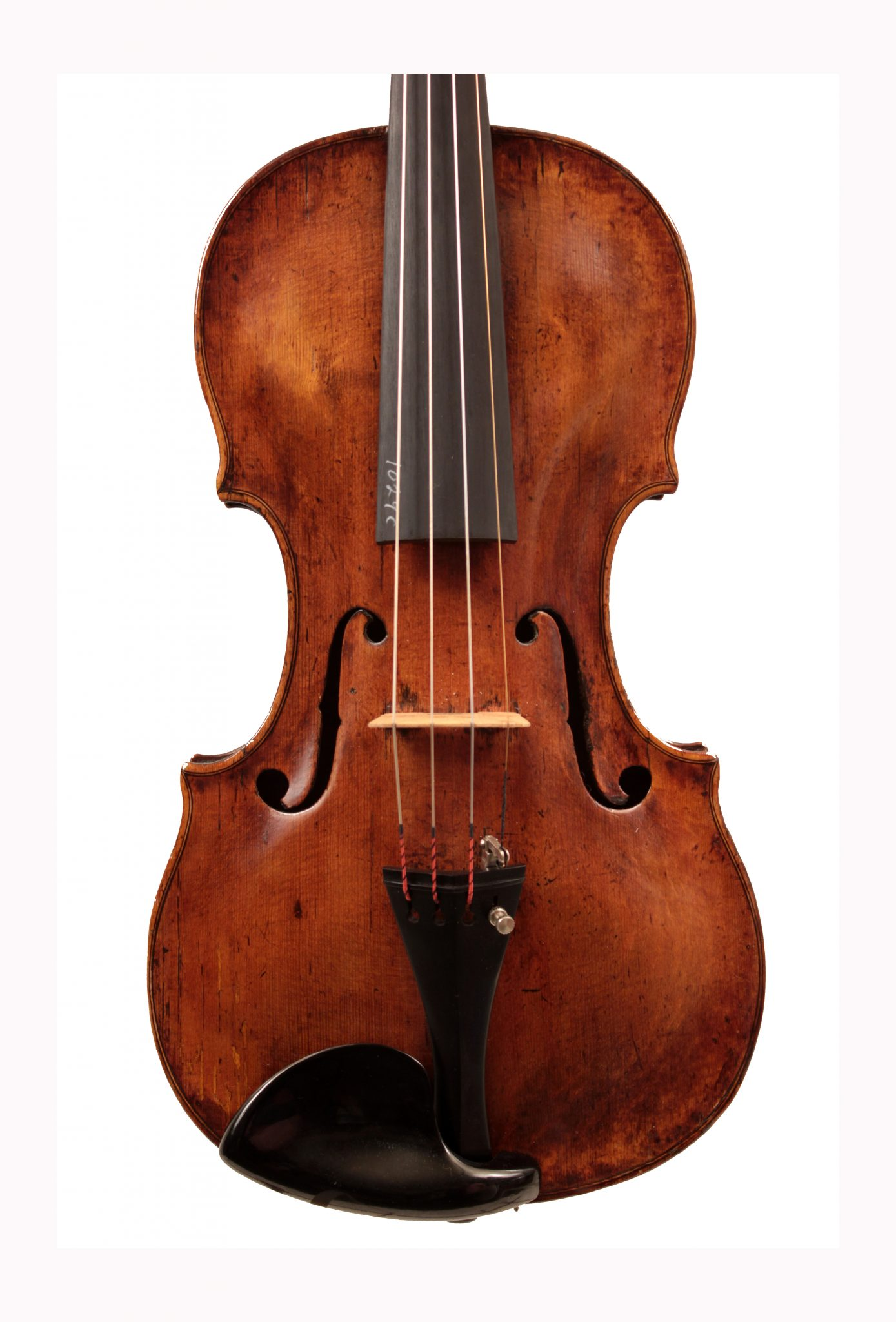 Violin by Ignaz Penzl c1770 for sale at Bridgewood and Neitzert London