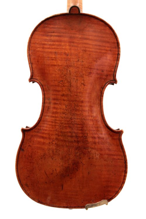 Violin by Nathaniel Cross, London 1730 for sale at Bridgewood and Neitzert London