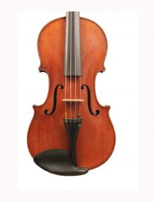Violin by Georges Contal 1901 for sale at Bridgewood and Neitzert London