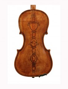 Violin by Alessandro Gagliano c1700 for sale at Bridgewood and Neitzert London