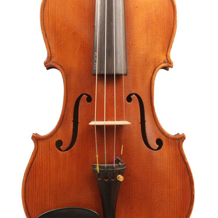 Violin Japanese copy Stradivarius 1720 for sale at Bridgewewood and Neitzert London