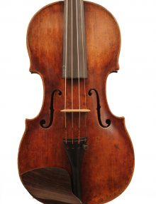 Violin by Sebastian Klotz, Mittenwald 1738 for sale at Bridgewood and Neitzert London