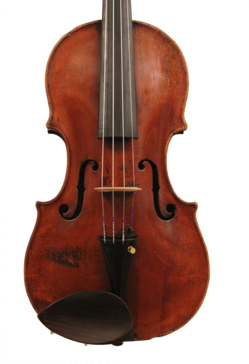 Violin by Richard Duke London 1763 for sale at Bridgewood and Neitzert London