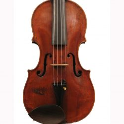 Violin by Richard Duke 1763 for sale at Bridgewood and Neitzert London