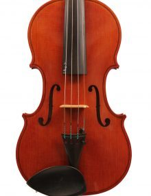Violin by Paul Bowers Edinburgh 2011 for sale at Bridgewood and Neitzert London