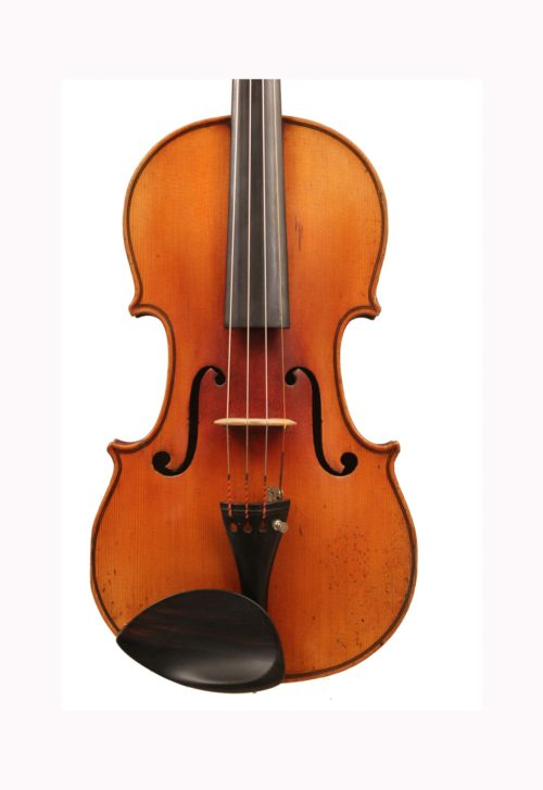 Violin by Thibouville Lamy 1890 for sale at Bridgewood and Neitzert London