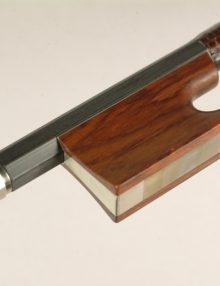 Arcus Veloce Violin Bow for sale at Bridgewood and Neitzert London