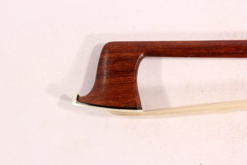 """Violin bow by Jean Adam """"Grand Adam"""" c.1850 for sale at Bridgewood and Neitzert London"""