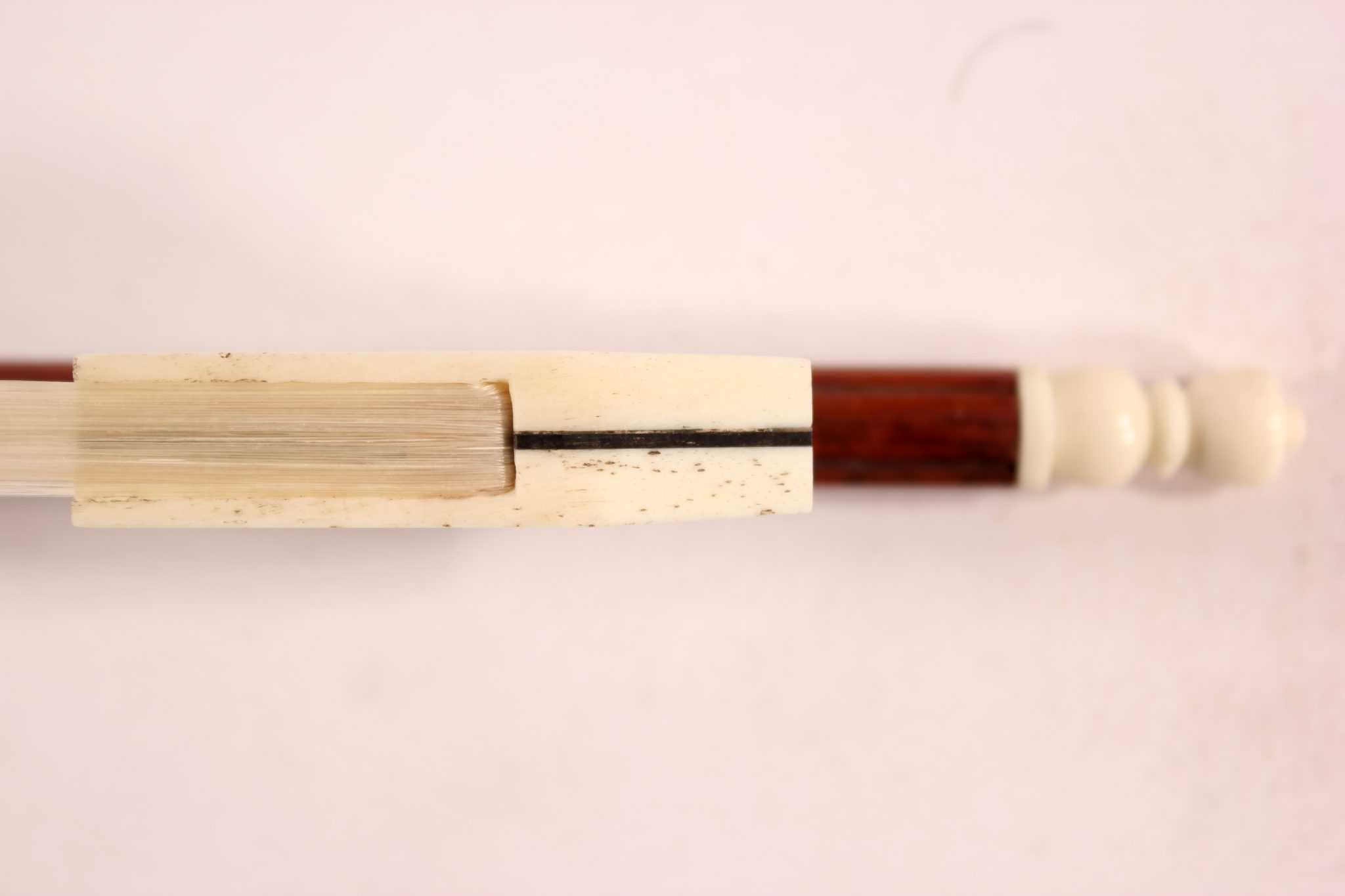 Baroque Violin bow by B&N London for sale at Bridgewood and Neitzert London