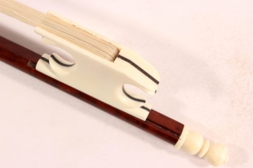 Baroque Violin Bow by Walter Mettal for sale at Bridgewood and Neitzert London