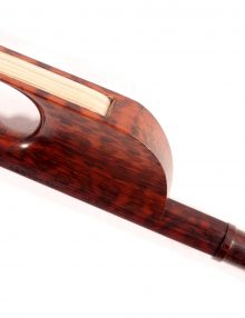 Baroque Cello Bow B&N for sale at Bridgewood and Neitzert London