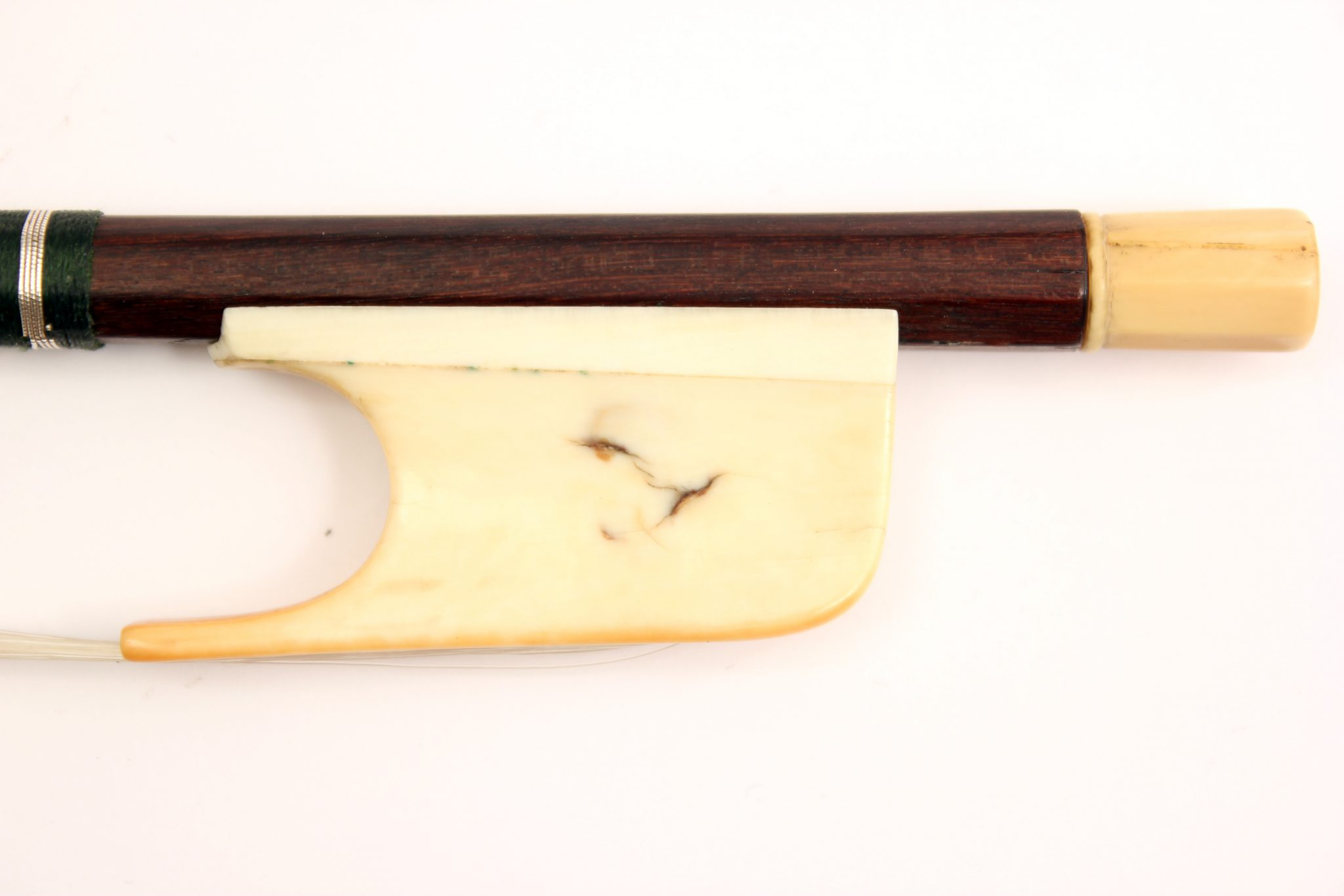 Baroque Transitional Violin bow by John Dodd for sale By Bridgewood and Neitzert London