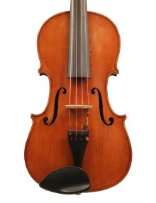 German Viola c.1900 for sale at Bridgewood and Neitzert London