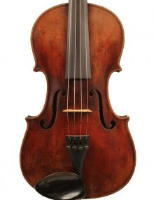 Bavarian viola c.1890 for sale at Bridgewood and Neitzert London