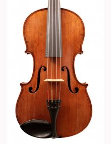 Austrian viola c.1900 for sale at Bridgewood and Neitzert London