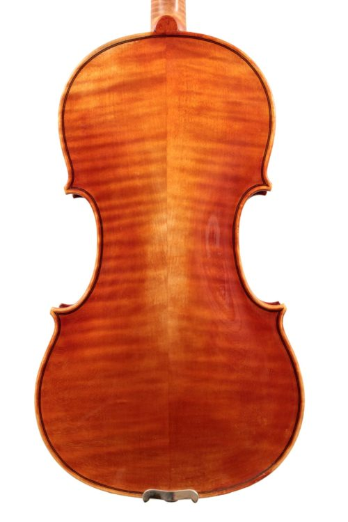 Violin by Mirco Tarasconi Milan 1928 for sale at Bridgewood and Neitzert London