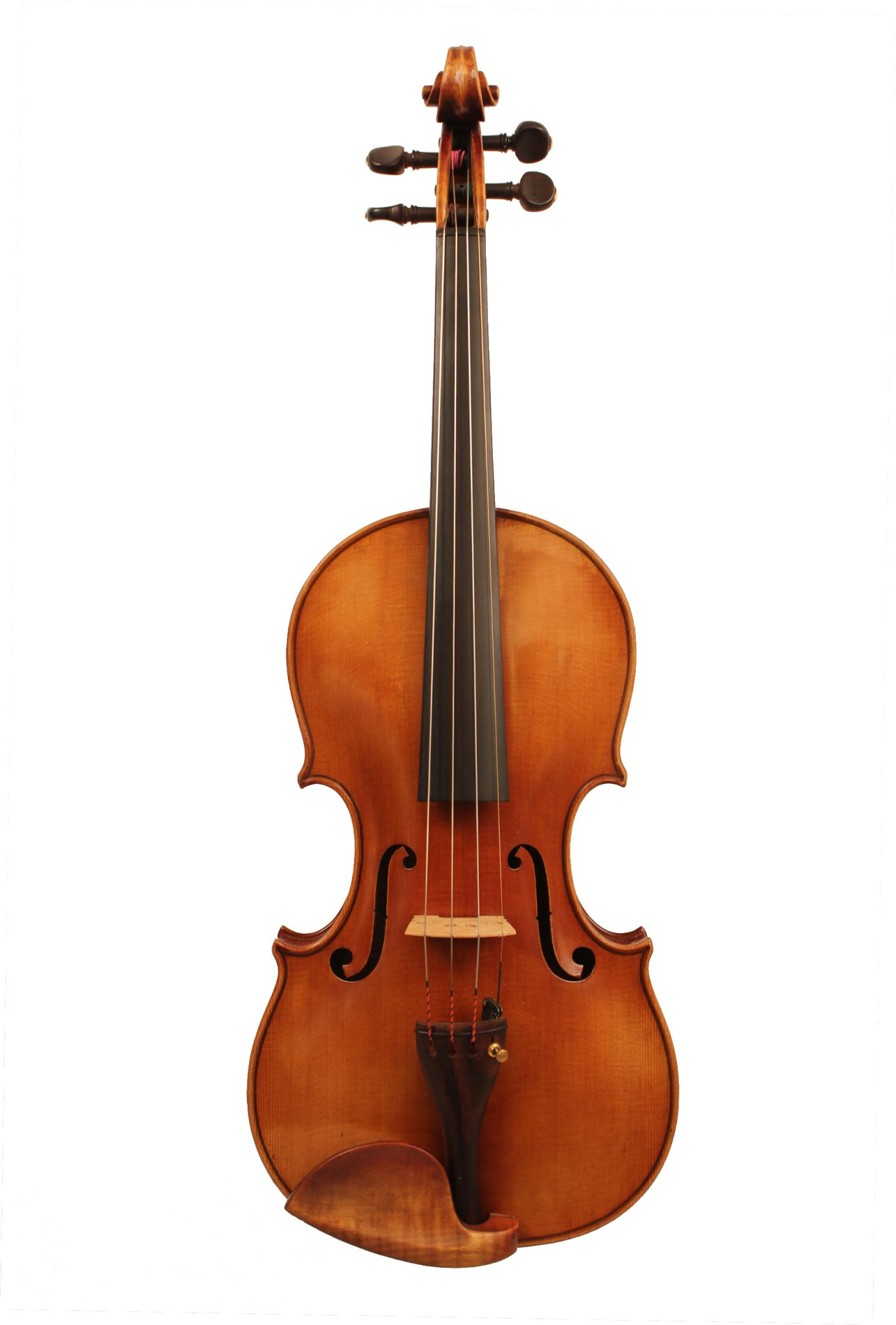 Violin by Eugene Langonet Paris 1909 for sale at Bridgewood and Neitzert London