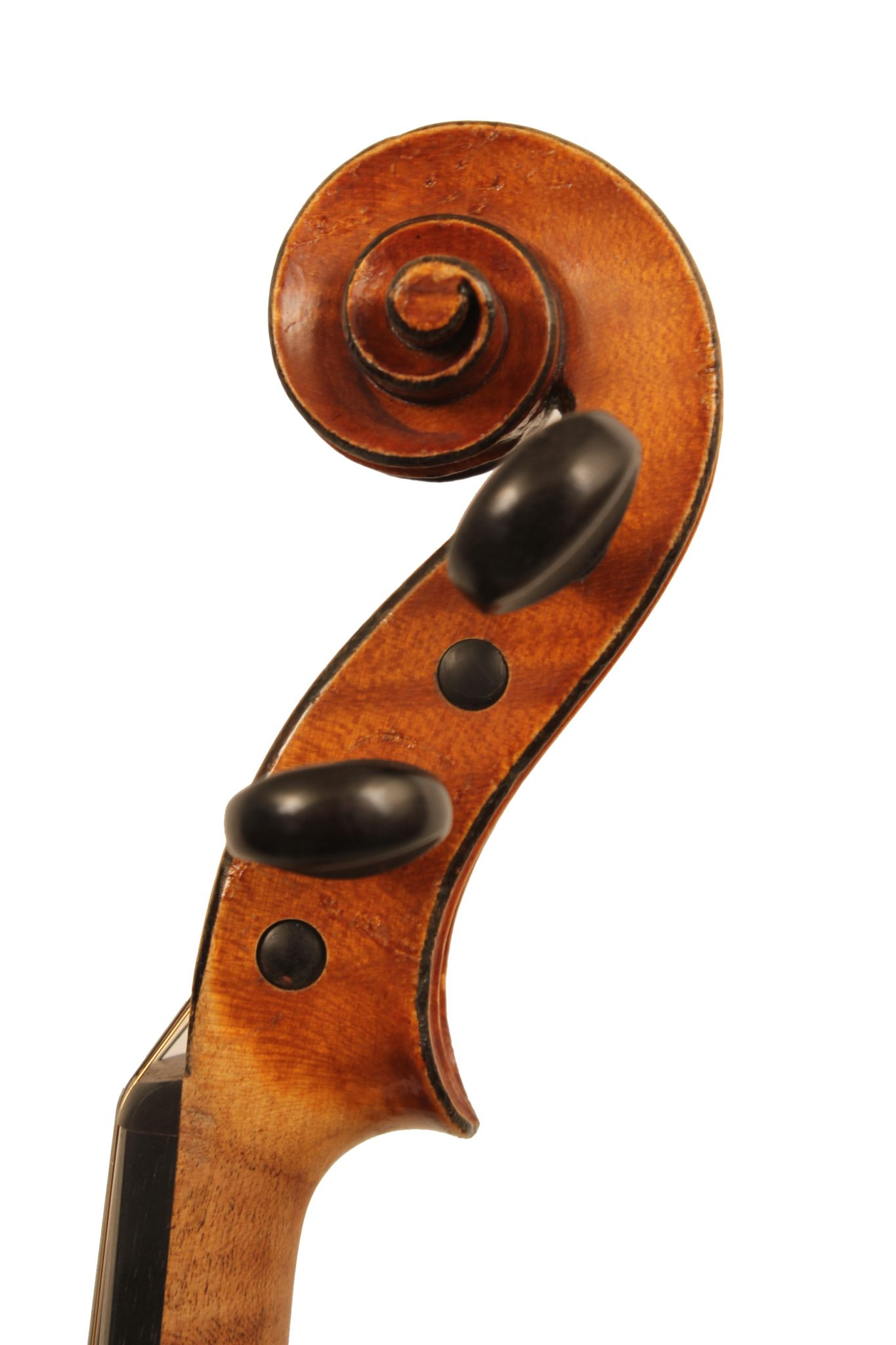 Violin Atelier Charles Brugere Paris 1898 for sale at Bridgewood and Neitzert London