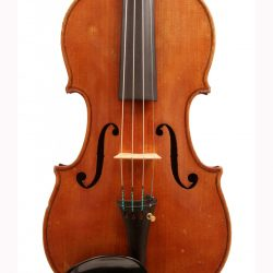 Violin by Longsons for sale at Bridgewood and Neitzert London