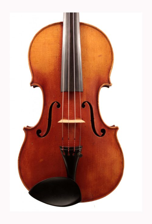Violin by Gand Bernardel 1888 for sale at Bridgewood and Neitzert London