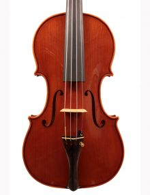 Violin by Federico Falaschi 2014 for sale at Bridgewood and Neitzert London
