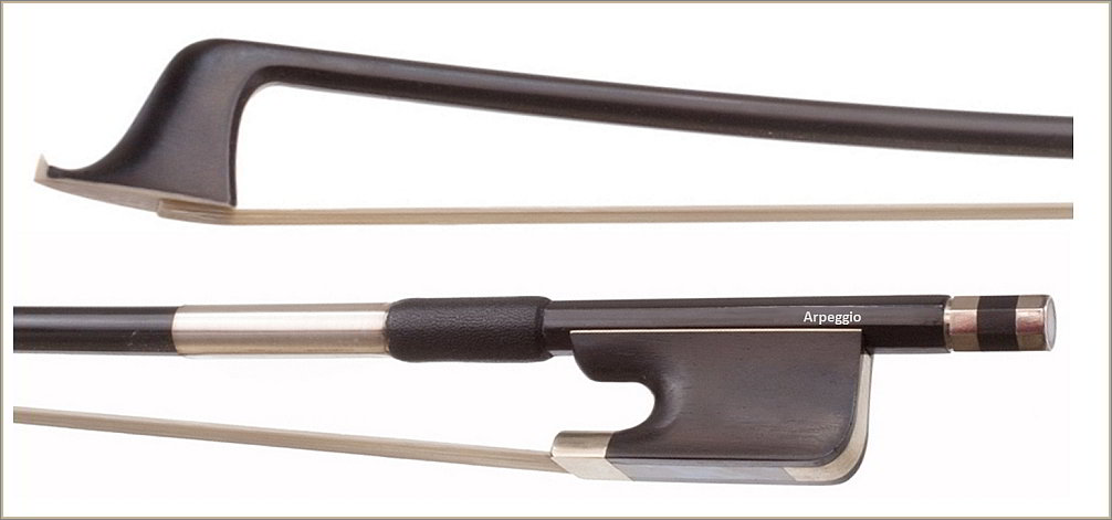 Sielam Arpeggio Cello Bow for sale at Bridgewood and Neitzert London
