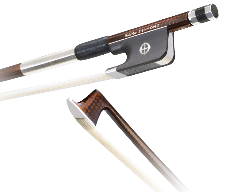 CodaBow Diamond NX Violin Bow for sale at Bridgewood and Neitzert London