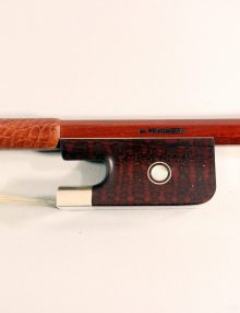 Bass Bow by Manoel Francisco French for sale at Bridgewood and Neitzert London
