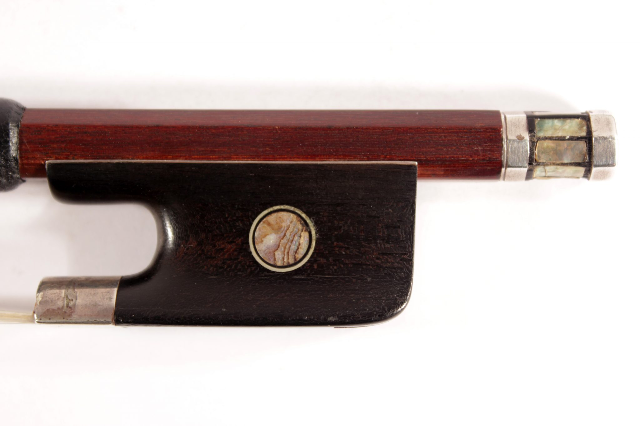 German Cello Bow c.1900 for sale at Bridgewood and Neitzert London