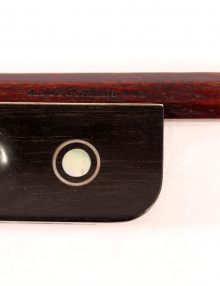 Cello Bow by Rudolf Dotschkail c.1955 for sale at Bridgewood and Neitzert London