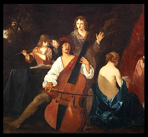 Baroque Double Bass