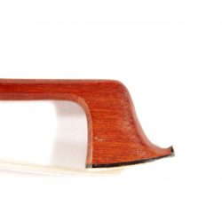 Charles Alfred Bazin Viola bow for sale by Bridgewood and Neitzert London