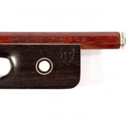 Viola bow by Roderich Paesold for sale at Bridgewood and Neitzert London
