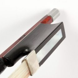 W.E.Hill & Sons violin bow by Arthur Scarbrow for sale at Bridgewood and Neitzert London