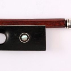 Violin Bow by Alfred Acoulon, Paris for sale at Bridgewood and Neitzert London