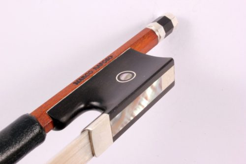 Violin bow by Marco Raposo for sale at Bridgewood and Neitzert London