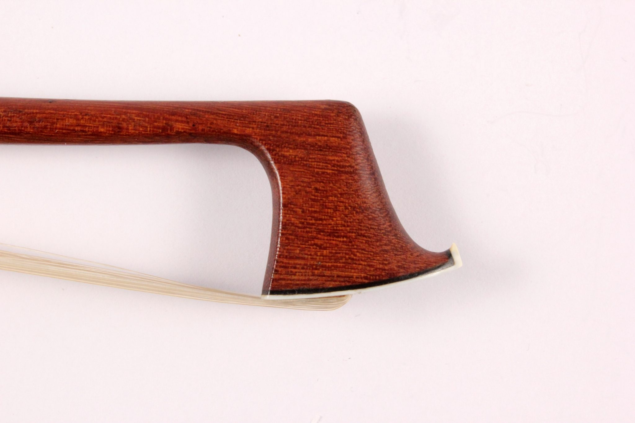 Violin bow by Arnold Voigt for sale at Bridgewood and Neitzert London