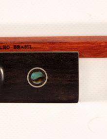 Violin bow by D Carvalho, Arcos, Brazil for sale at Bridgewood and Neitzert London