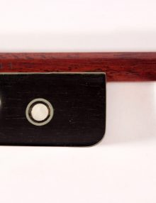 Violin bow by Louis Morizot for sale at Bridgewood and Neitzert London