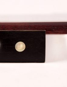 Violin bow by C Bazin, certificate Claude Lebet for sale at Bridgewood and Neitzert London