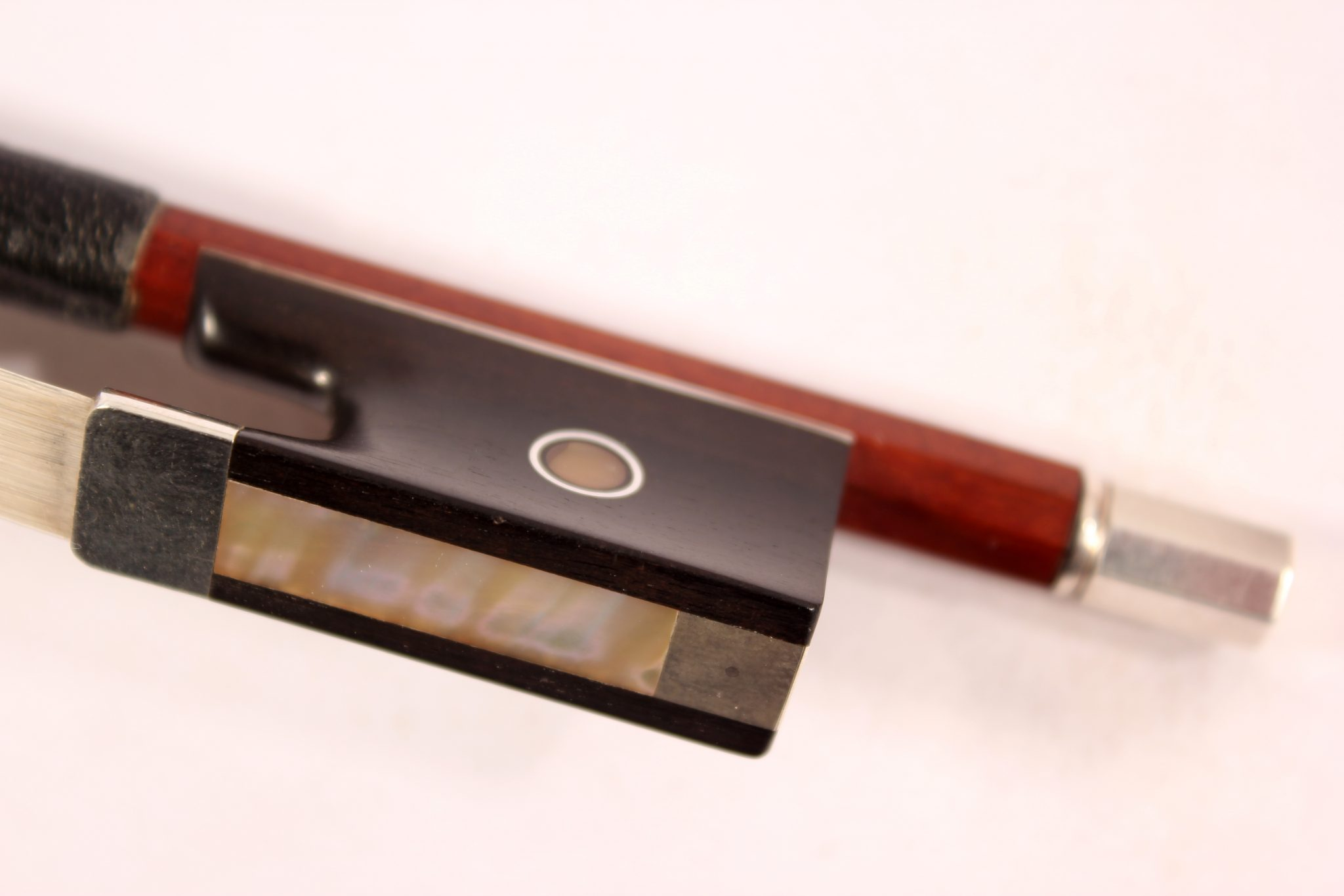 Violin Bow by Sielam Master series Sartory model for sale at Bridgewood and Neitzert London