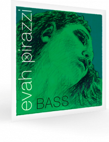 Evah Pirazzi Bass Strings for sale at Bridgewood and Neitzert London