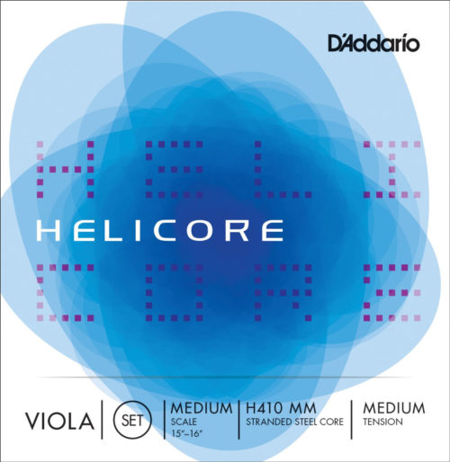 Helicore Viola Strings for sale at Bridgewood and Neitzert London