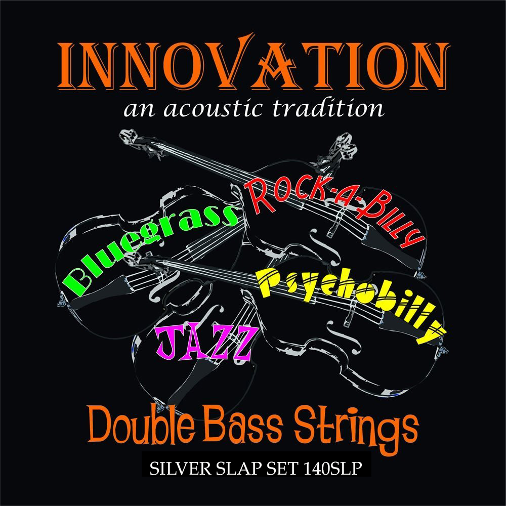 Innovation Silver Slap strings for sale at Bridgewood and Neitzert London